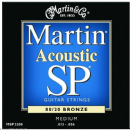 Martin SP 80/20 Bronze Medium MSP3200 Acoustic Guitar Strings 013-056